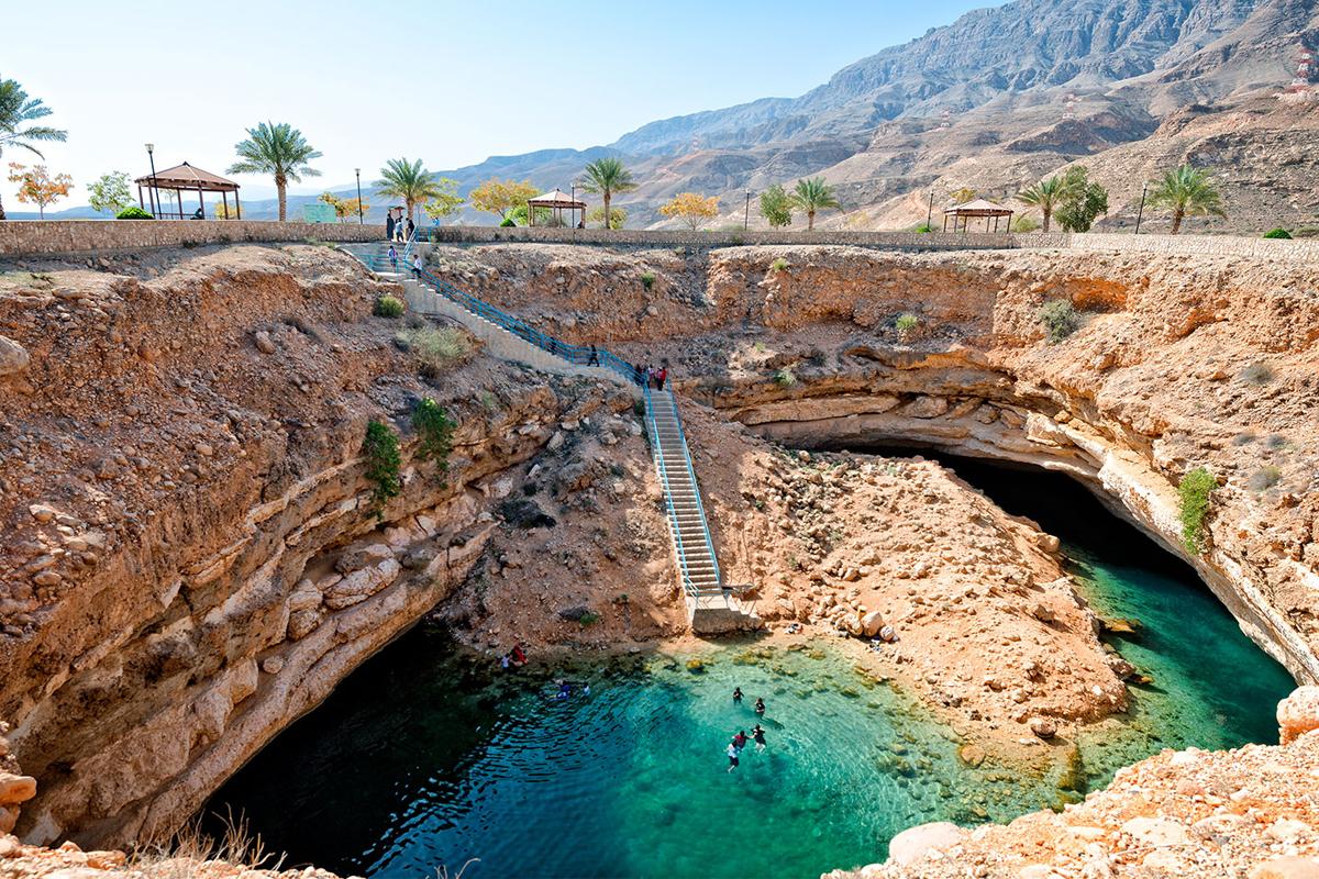 Bimmah-Sinkhole