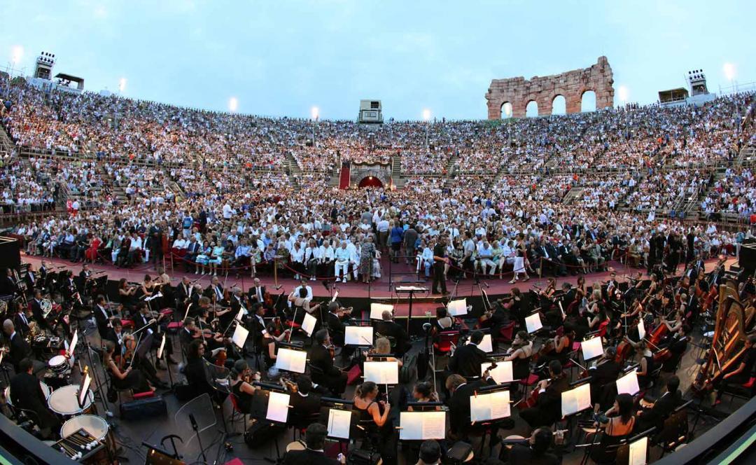 Festival da Arena de Verona BLOG