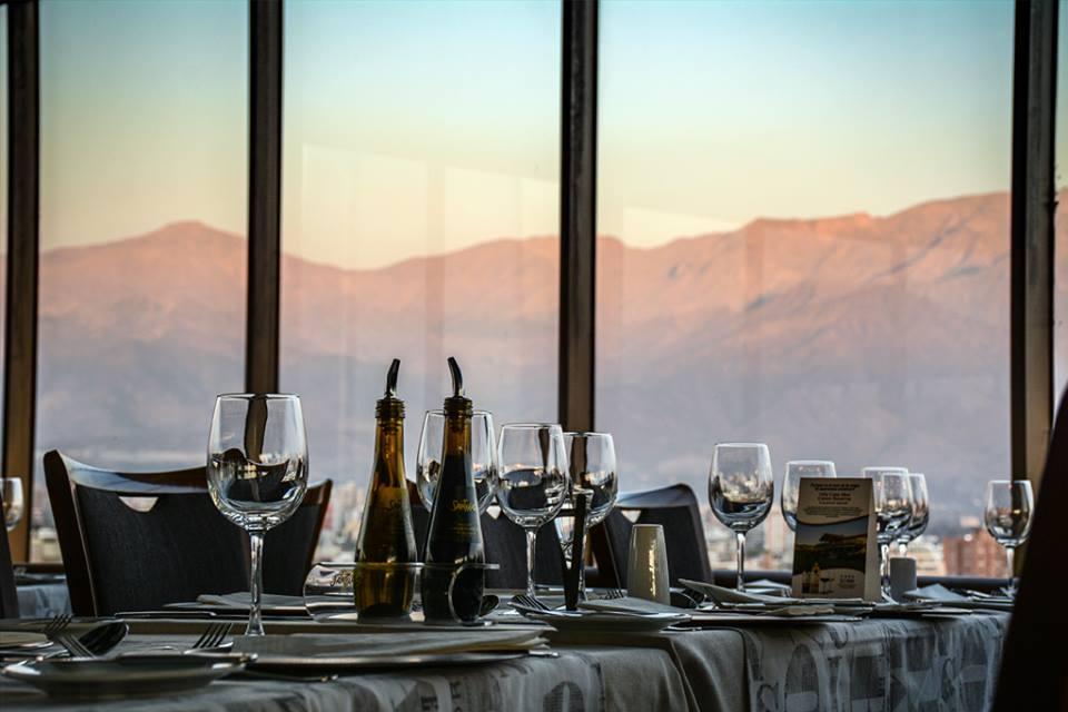 Giratorio Restaurant BLOG