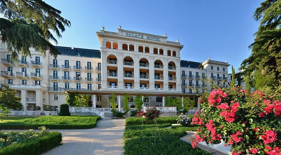 Hotel Kempinski Palace Portoroz