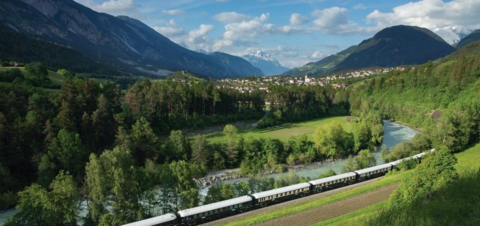 The Venice Simplon-Orient-Express, Europe