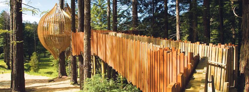 Redwoods Treehouse, Nova Zelândia